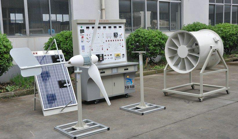 新能源教学设备