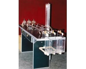 自循环沿程阻力系数测定实验台