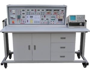 高级电工实验室成套设备(带功率表.功率因数表)