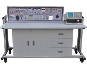 通用智能型电工、电子、电拖三合一实验室成套设备