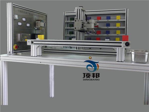 可编程机械手搬运堆放控制系统(七轴)