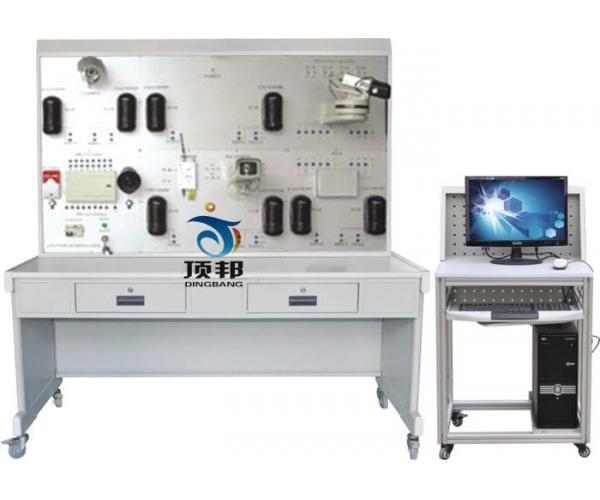 闭路电视监控及周边防范系统实验装置