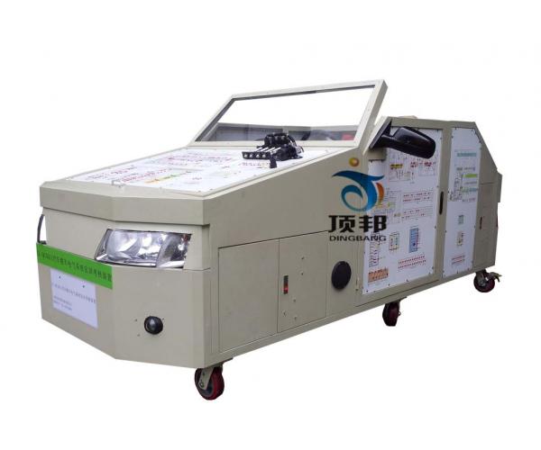 汽车电气装配与检测实训考核综合实训台(综合型)