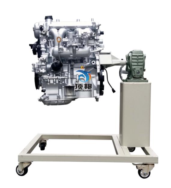 油电混合动力发动机拆装实训台