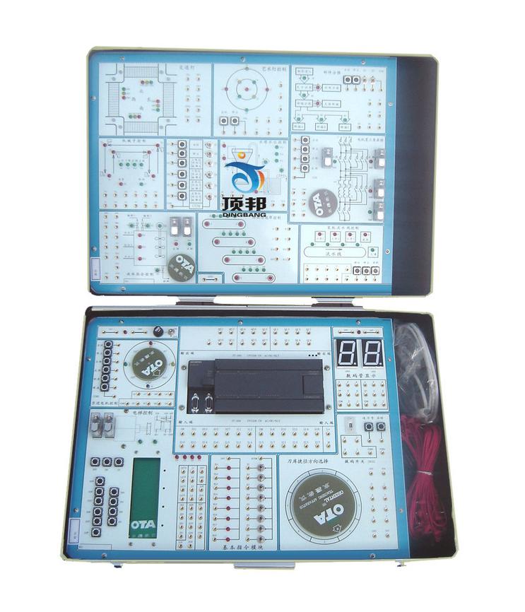 PLC可编程控制器实验箱