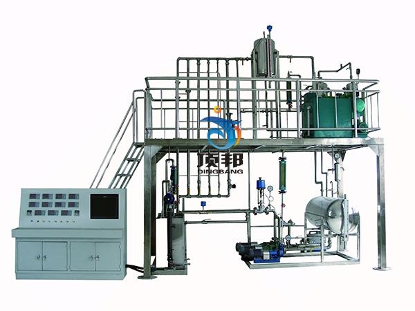 计算机过程控制流体输送操作实训装置