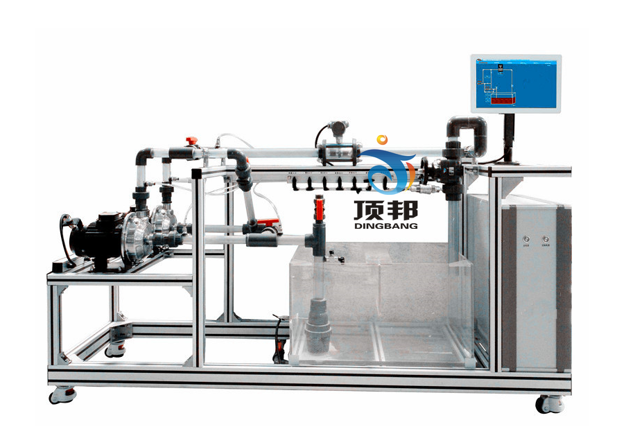 数字型离心泵综合实验装置