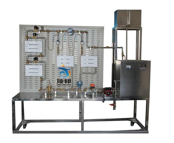 供热系统管道安装实训装置
