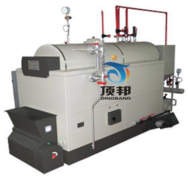 卧式燃煤锅炉模拟器